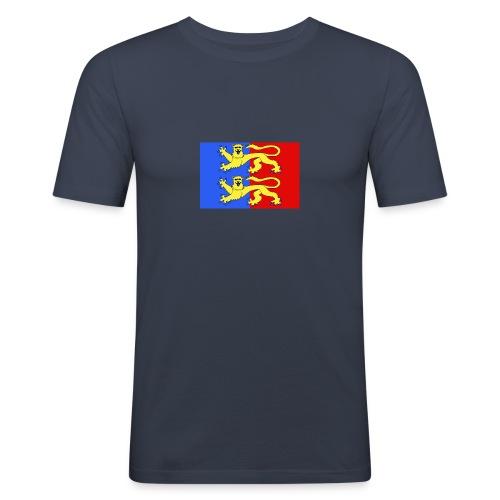 Normandie - T-shirt près du corps Homme