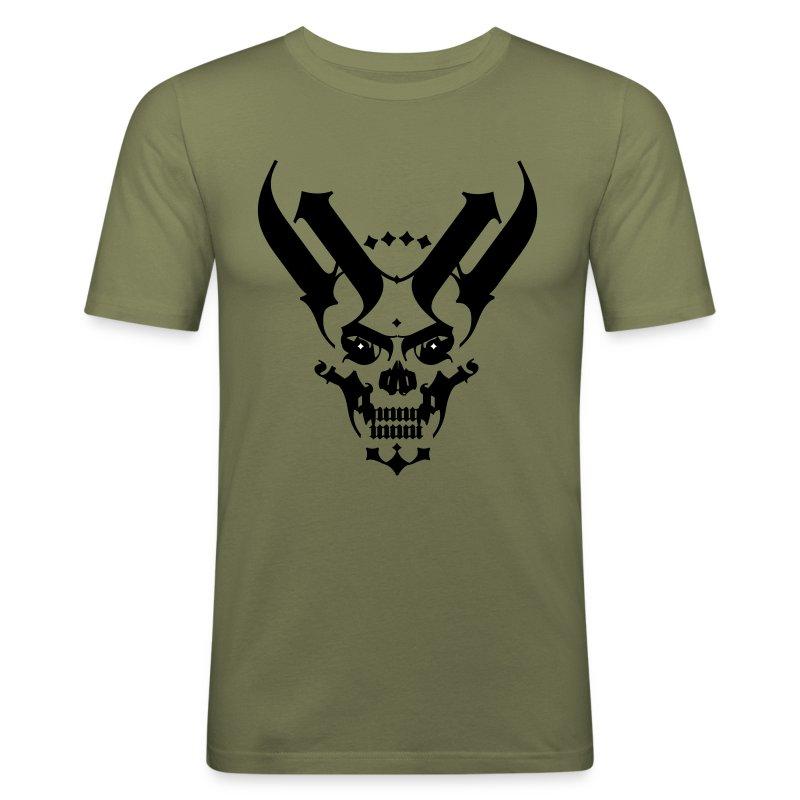 Got the Horns - Men's Slim Fit T-Shirt