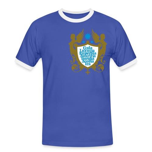 EX-ostive - T-shirt contrasté Homme