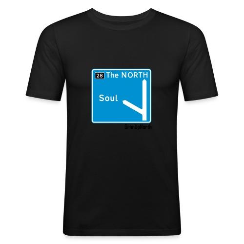 Northern Soul - Men's Slim Fit T-Shirt