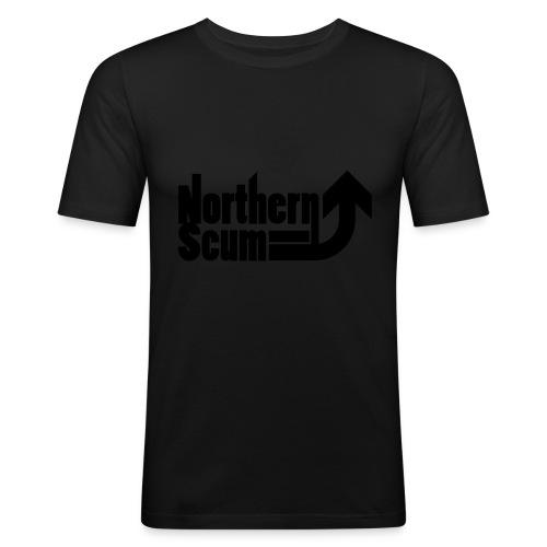 Northern Scum - Men's Slim Fit T-Shirt