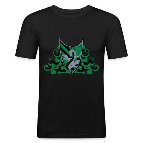 Slytherin Snake Men - Men's Slim Fit T-Shirt
