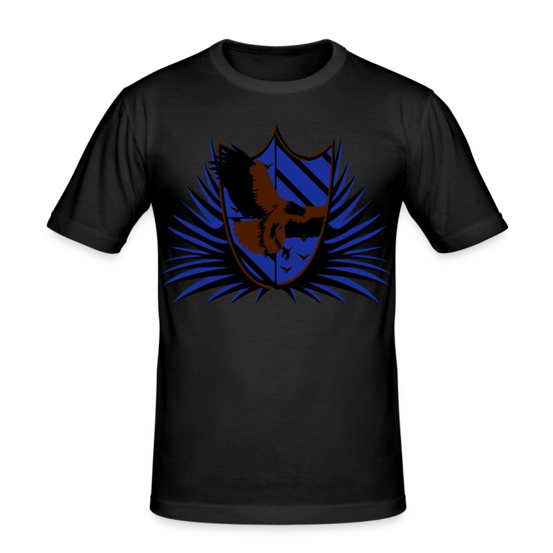Ravenclaw Eagle Men - Men's Slim Fit T-Shirt