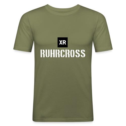 Ruhrcross - Männer Slim Fit T-Shirt