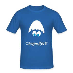 Camoeflero - slim fit T-shirt