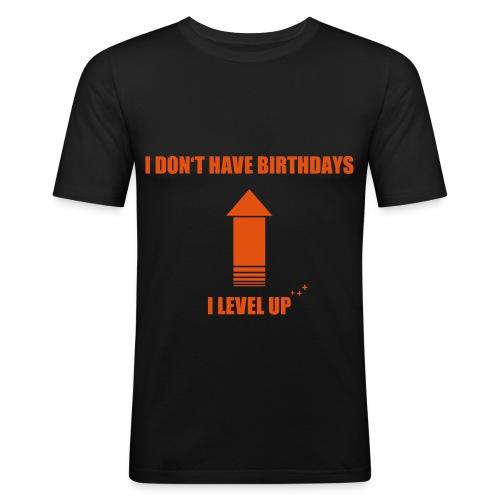 Men's Slim Fit T-Shirt