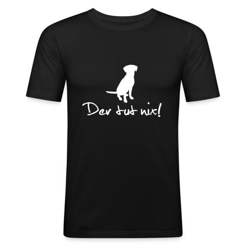 Der tut nix! - Männer Slim Fit T-Shirt