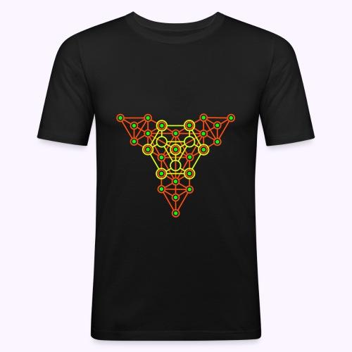 Equilibrium Tree 1 Slim Fit - Men's Slim Fit T-Shirt