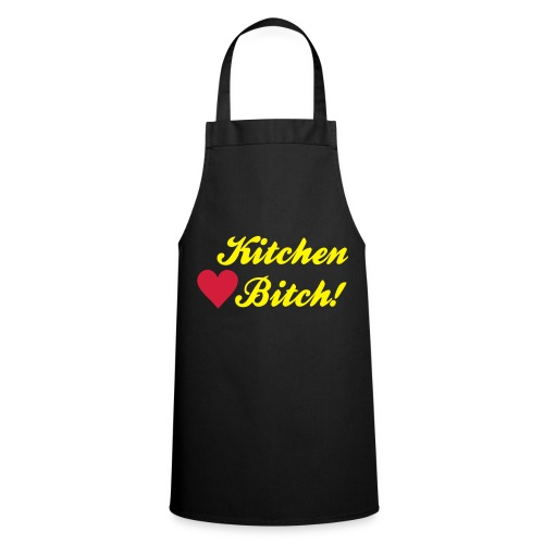 Kitchen Bitch Apron - Cooking Apron