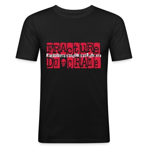 """Tee-shirt Homme """"L'ouverture d'"""" - T-shirt près du corps Homme"""
