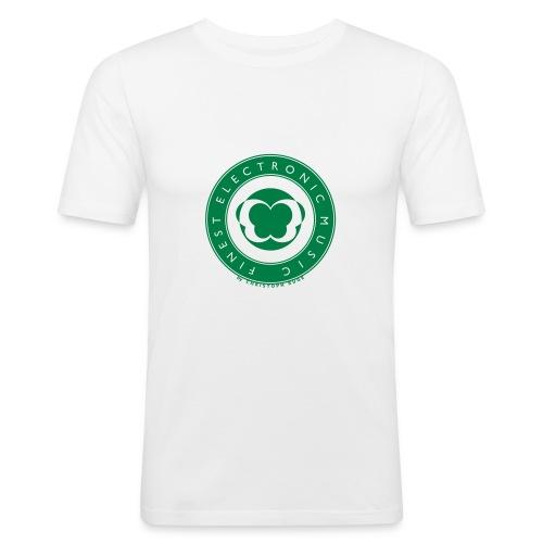 THREE SIDES OF LIFE - Männer Slim Fit T-Shirt