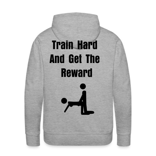 Get Rewarded - Men's Premium Hoodie