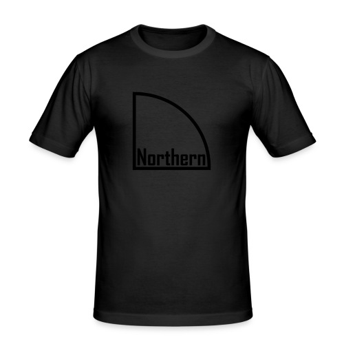 Northen Quarter - Men's Slim Fit T-Shirt