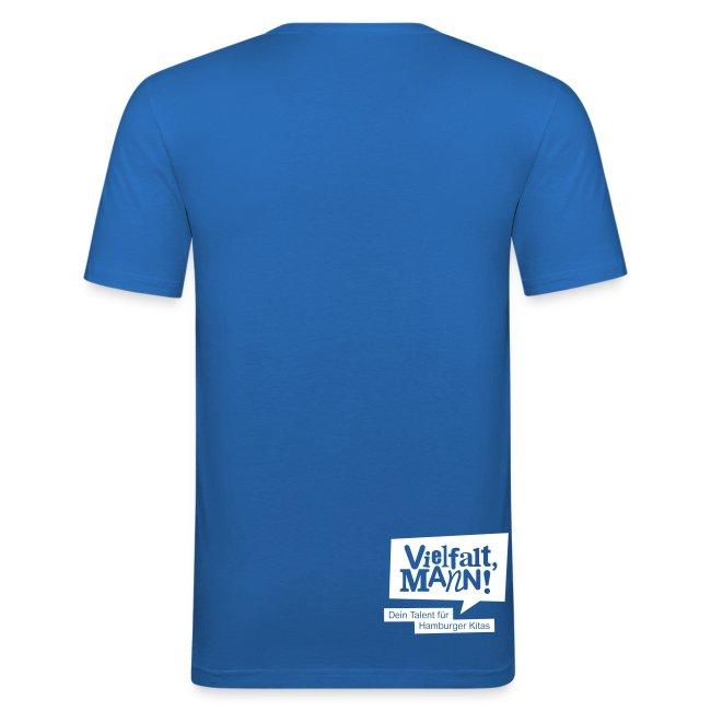 Herren-T-Shirt Motiv Coach