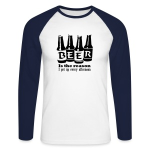 T-shirt Game over - T-shirt baseball manches longues Homme