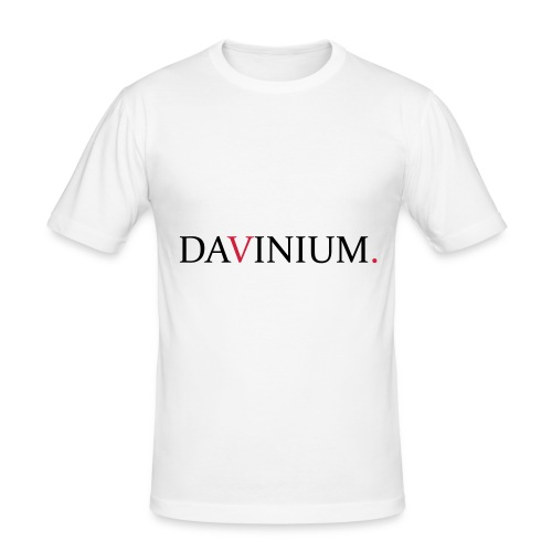 DVM T-Shirt - slim fit T-shirt