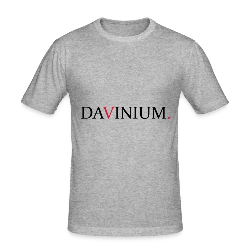 DVM Classic T-Shirt - slim fit T-shirt