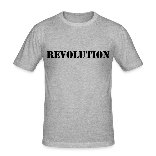 Revolution (Model 2) - T-shirt près du corps Homme
