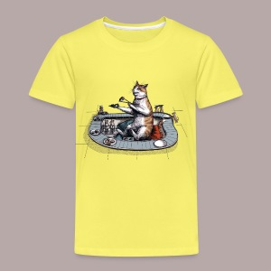Tuna Dream Cat - Kids' Premium T-Shirt