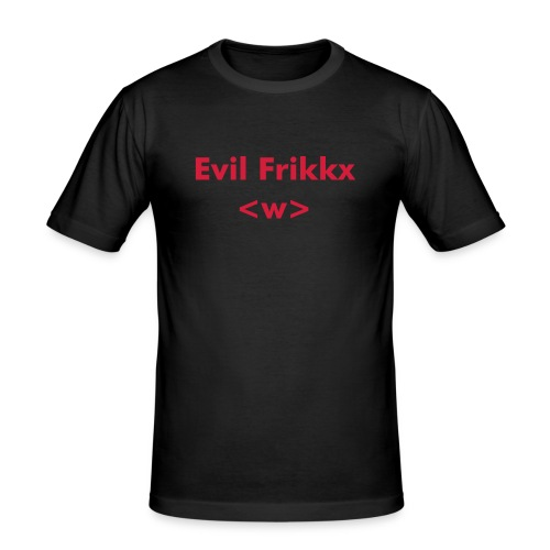 Evil Frikkx - Men's Slim Fit T-Shirt