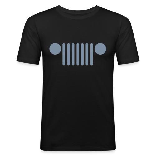 Legend - Slim Fit T-shirt herr