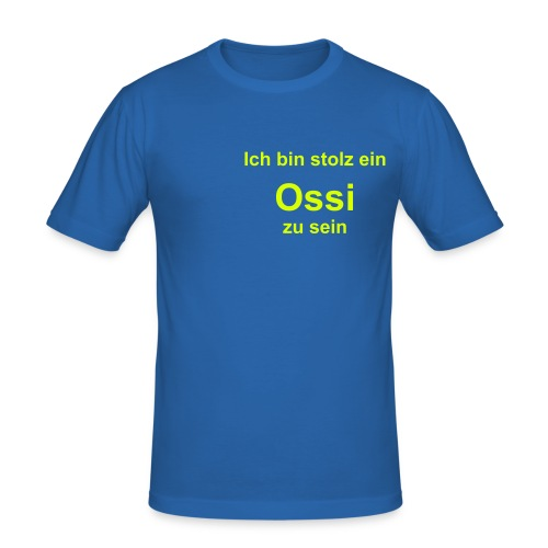 Ossi - Männer Slim Fit T-Shirt