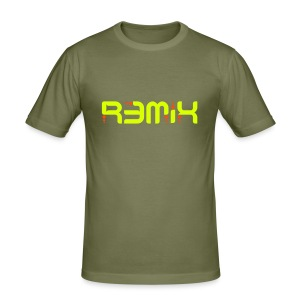 Remix - Men's Slim Fit T-Shirt