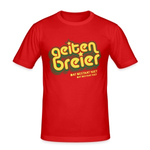 Geitenbreier - slim fit T-shirt