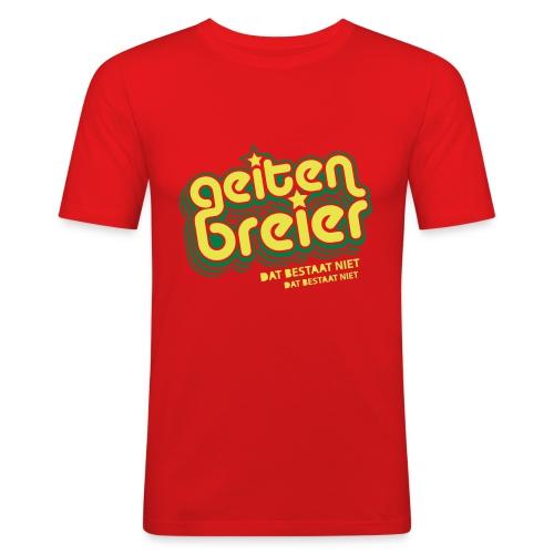 Geitenbreier - slim fit T-shirt