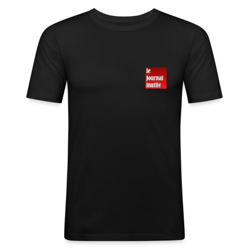 suck my deck - T-shirt près du corps Homme