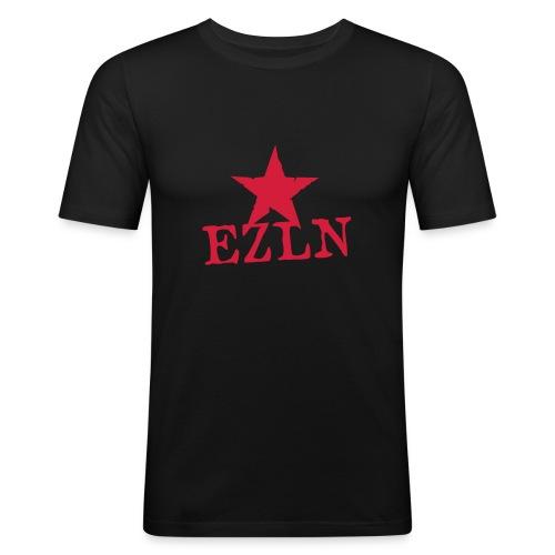 EZLN Red Star Slim Fit Tee - Men's Slim Fit T-Shirt
