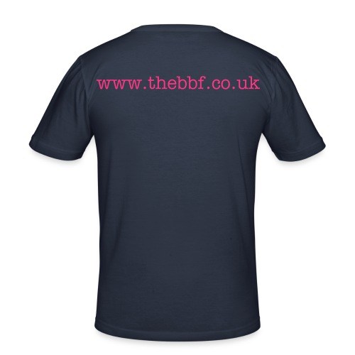 The Classic BBF T-shirt - Men's Slim Fit T-Shirt