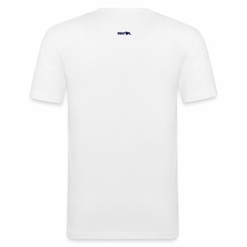 VINTAGE FLOODLIGHT - EVENING - Men's Slim Fit T-Shirt