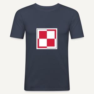 Odznaka lotnictwa polskiego - Obcisła koszulka męska