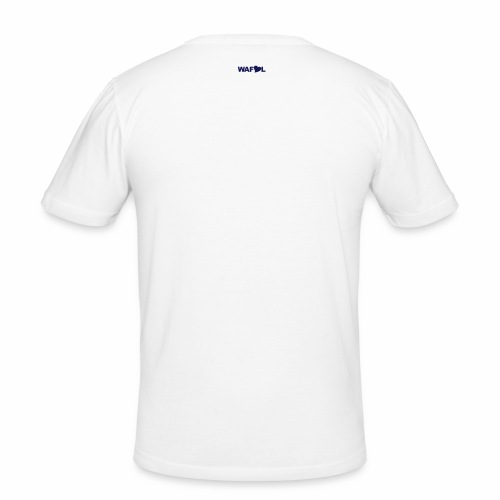 THE LOWFIELDS - TILL 1992 - CLASSIC - Men's Slim Fit T-Shirt