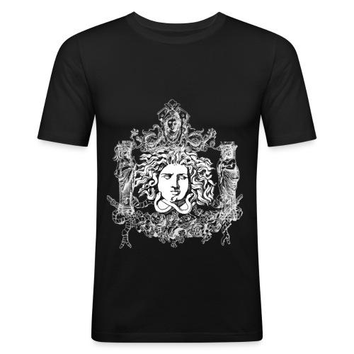 Medusa Men Classic T-Shirt - Männer Slim Fit T-Shirt