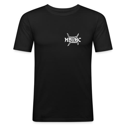 fuckin´ Männer slim fit shirt - Männer Slim Fit T-Shirt