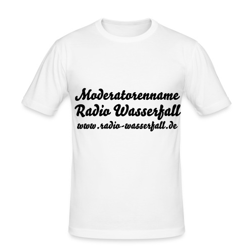Modiname - Männer Slim Fit T-Shirt