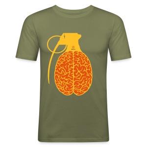 Mind Power - Men's Slim Fit T-Shirt
