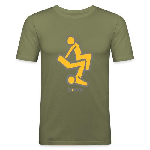 The Throne - Men's Slim Fit T-Shirt
