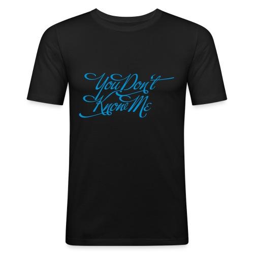 YDK Calligraphy SlimFit - Men's Slim Fit T-Shirt