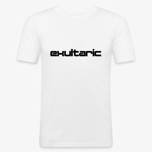 Tee Shirt Stedman - Texte noir - T-shirt près du corps Homme