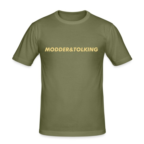 Modern Talking - slim fit T-shirt