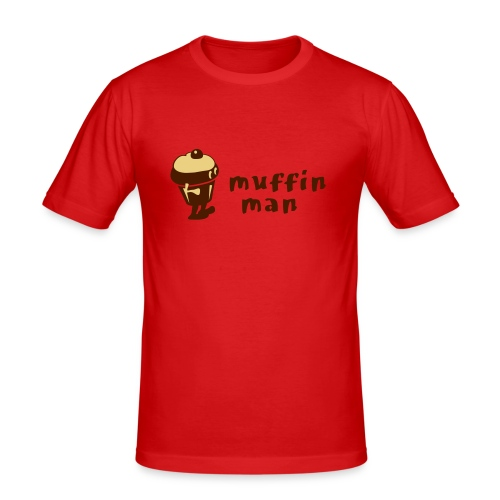 Männer Slim Fit T-Shirt - For yummy guys!