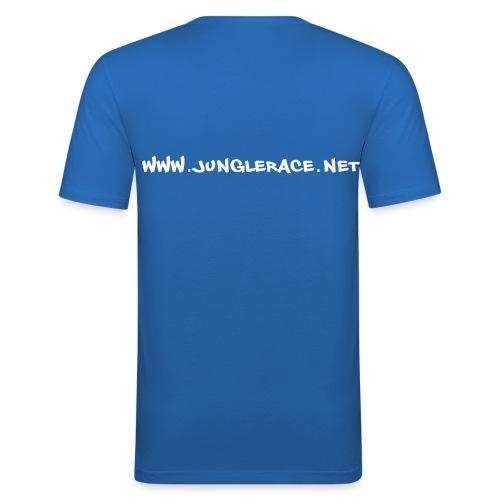 KGS-paita - Miesten tyköistuva t-paita