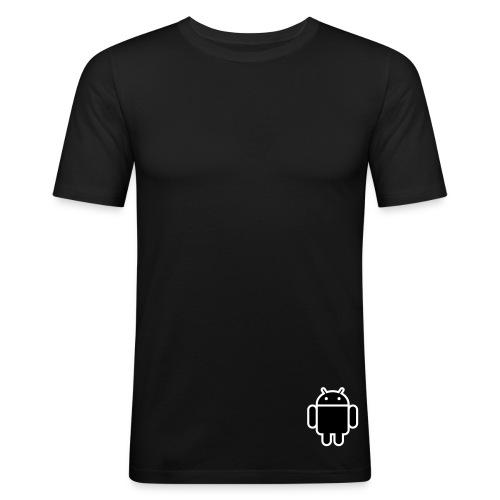 HiDroid - T-shirt près du corps Homme