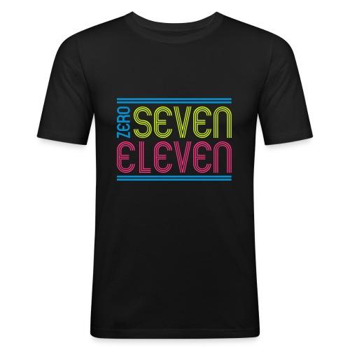 ZERO SEVEN - Männer Slim Fit T-Shirt