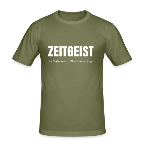 Zeitgeist guy (various) - Men's Slim Fit T-Shirt