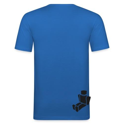 HTID - Men's Slim Fit Light T-Shirt - Men's Slim Fit T-Shirt