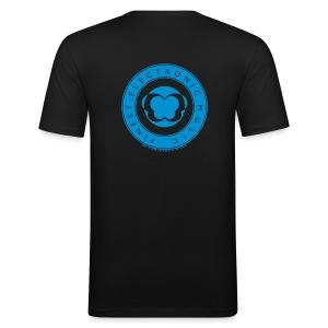 FEM Black Edition - Männer Slim Fit T-Shirt